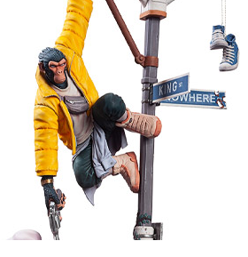 Kings of Nowhere Bili: The Angry Ape Limited Edition Statue