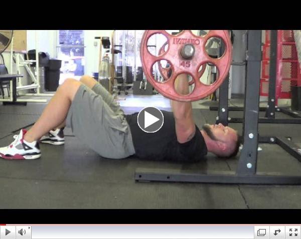 Strength Camp eCoach: Floor Press