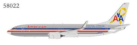 Boeing 737-800 American N905AN | is due: August 2019