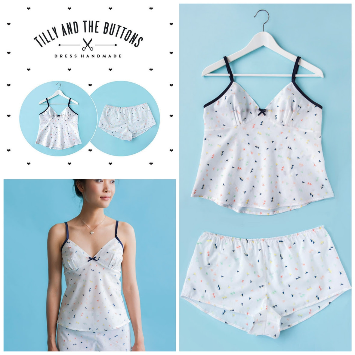 tilly and the buttons  fifi sewing pattern