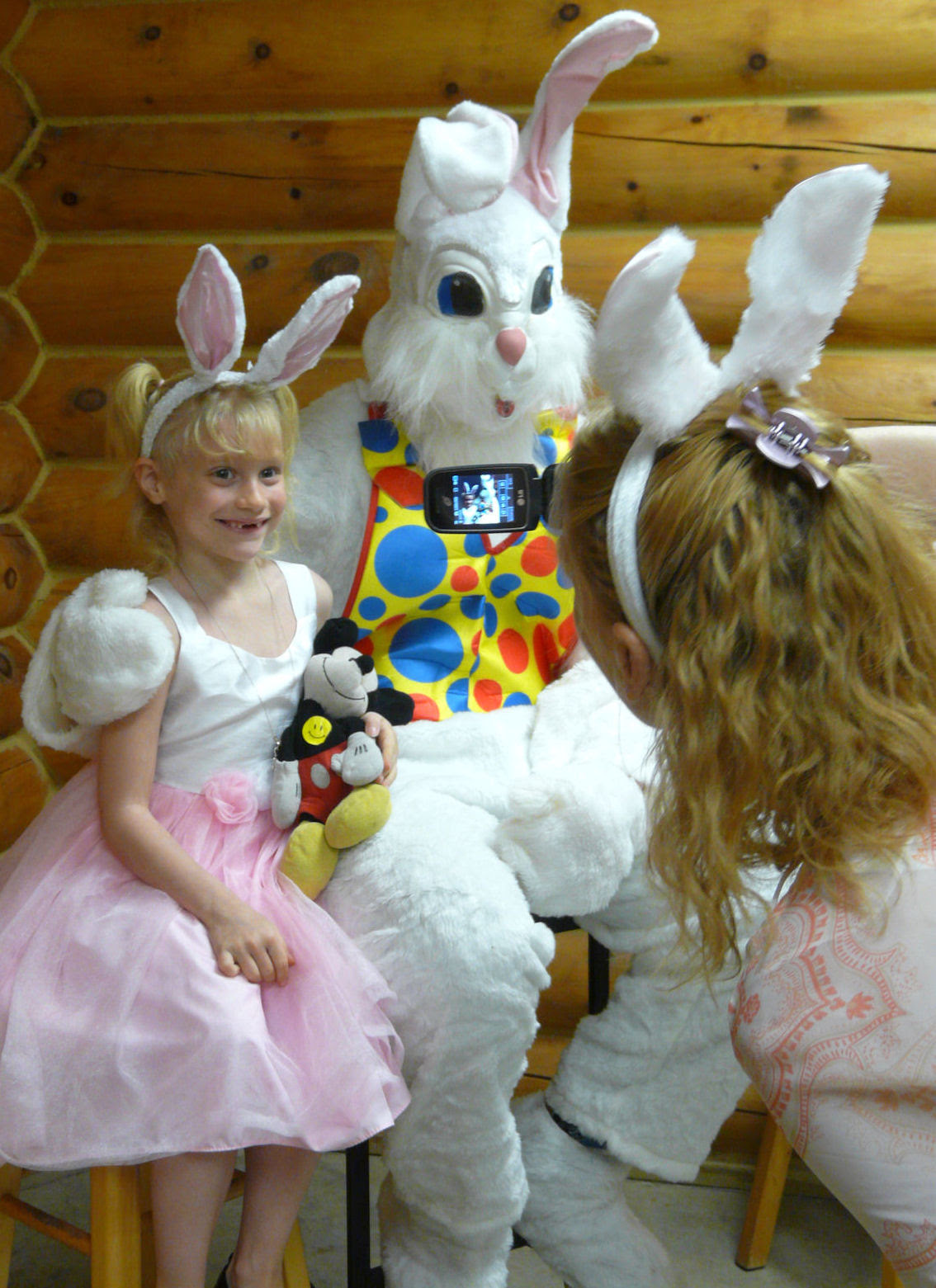 The 11th Annual Warrens Community Easter Breakfast @ Warrens Lions Log Building