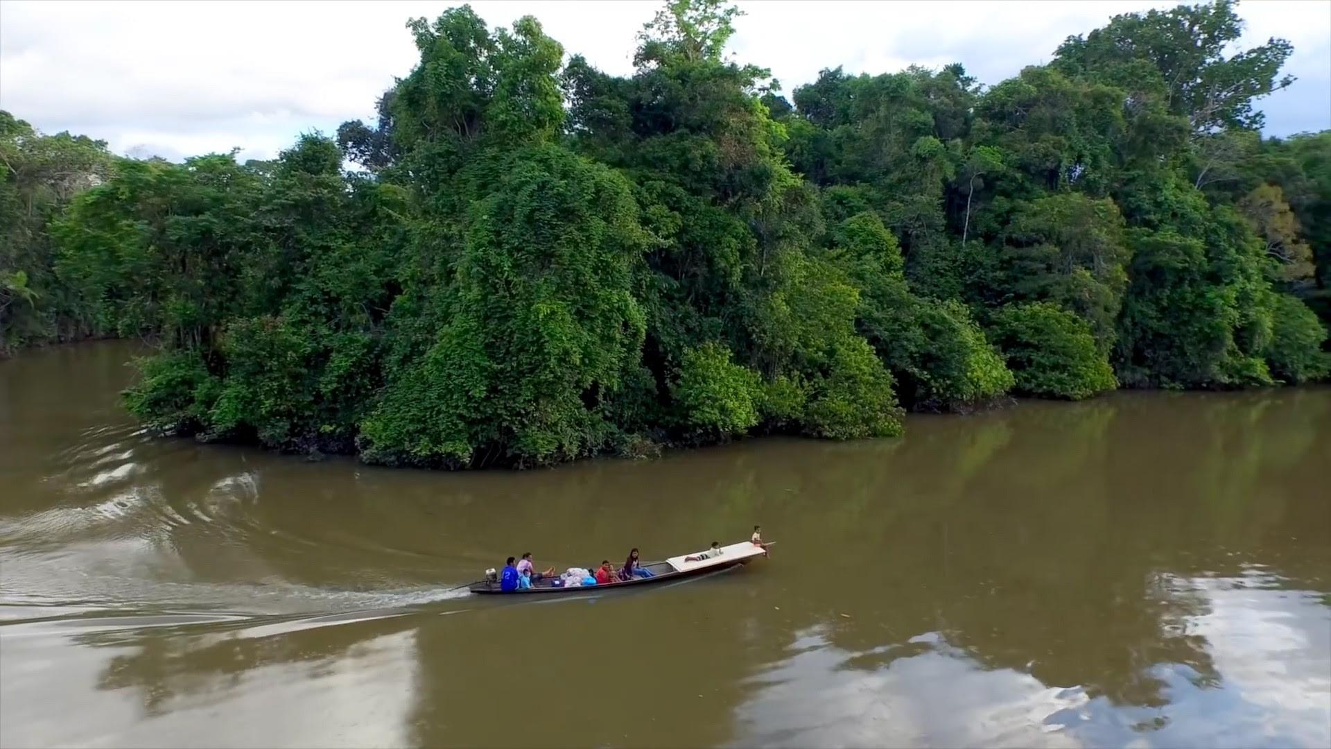 AIDESEPse pronunciósobre el proyecto Hidrovía Amazónica y le dijoNO al dragado de los ríos