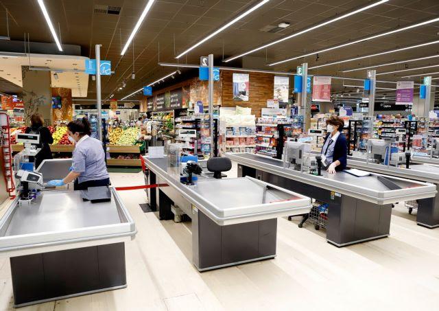 Κοροναϊός : Αυτό είναι το πρόστιμο για όσους δεν φορούν μάσκα στο σούπερ μάρκετ