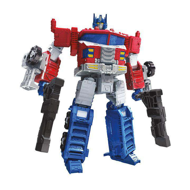 Image of Transformers War for Cybertron: Siege Leader Optimus Prime - JULY 2019