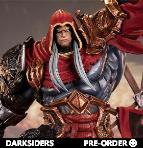Darksiders War 1/6 Scale Statue