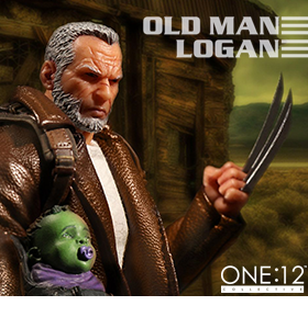 ONE:12 OLD MAN LOGAN
