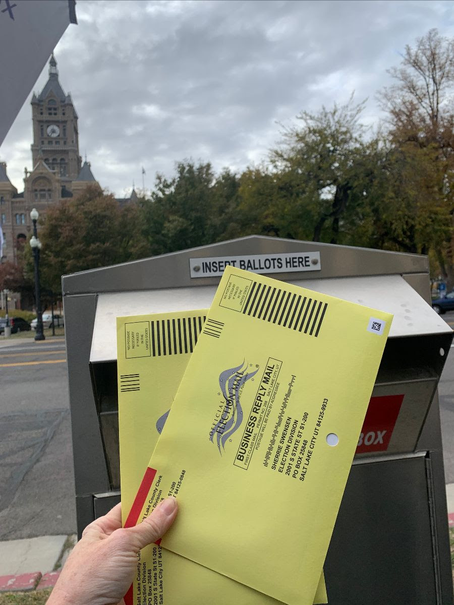 Kael Weston voting