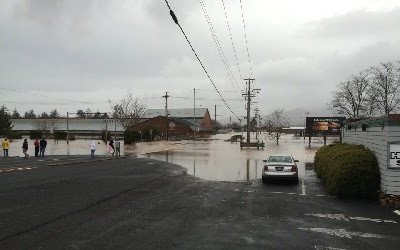 Tillamook Flooding December 2015