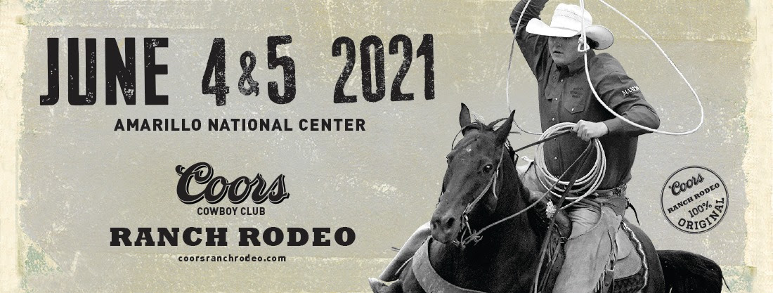 Coors Cowboy Club Ranch Rodeo @ Amarillo National Center