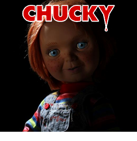 GOOD GUYS 15-INCH CHUCKY TALKING DOLL