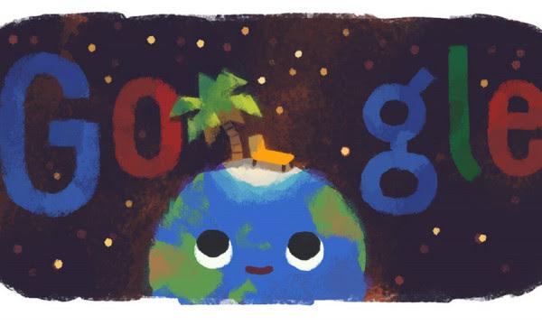 Και επίσημα καλοκαίρι - Το doodle της Google για το θερινό ηλιοστάσιο