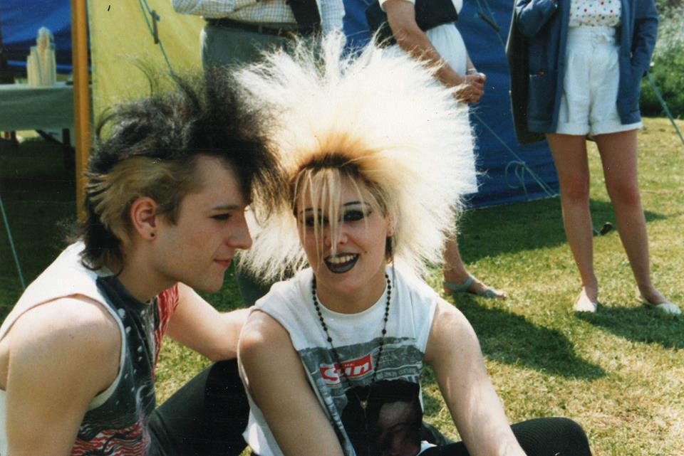 punk-couple
