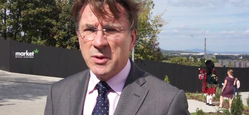 Brit nagykövet: Tisztázzuk, nincsenek no-go zónák nálunk! - videó