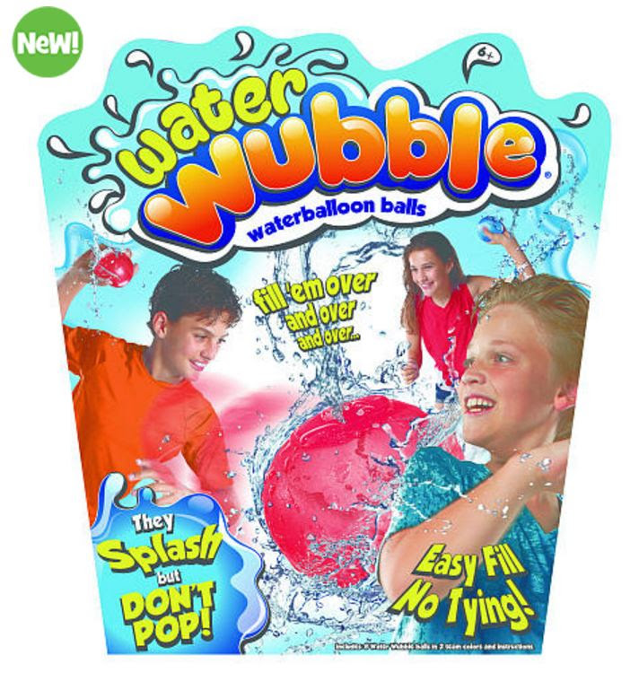 Water Wubble waterballoon balls