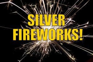 Silver Fireworks!