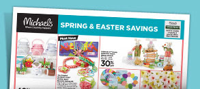 SPRING & EASTER SAVINGS