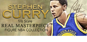 REAL MASTERPIECE 1/6 STEPHEN CURRY