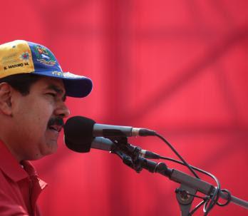 Presidente Maduro no dialogará con fascistas