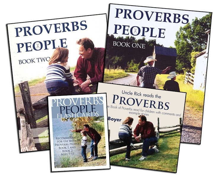 proverbs people collection