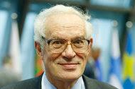 Charles Goodhart, professor emeritus at the London School of Economics.
