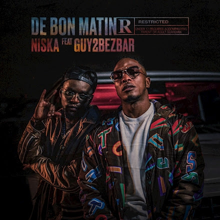 Cover single Niska feat. Guy2bezbar