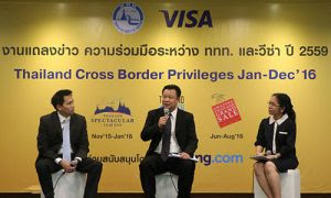 TAT continues its support for Visa on campaigns to stimulate tourists spending_1-500x300