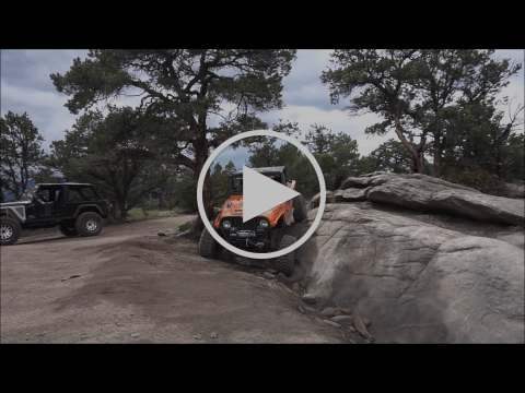 Chinaman's Gulch with FC4x4 at the 2015 All-4-Fun