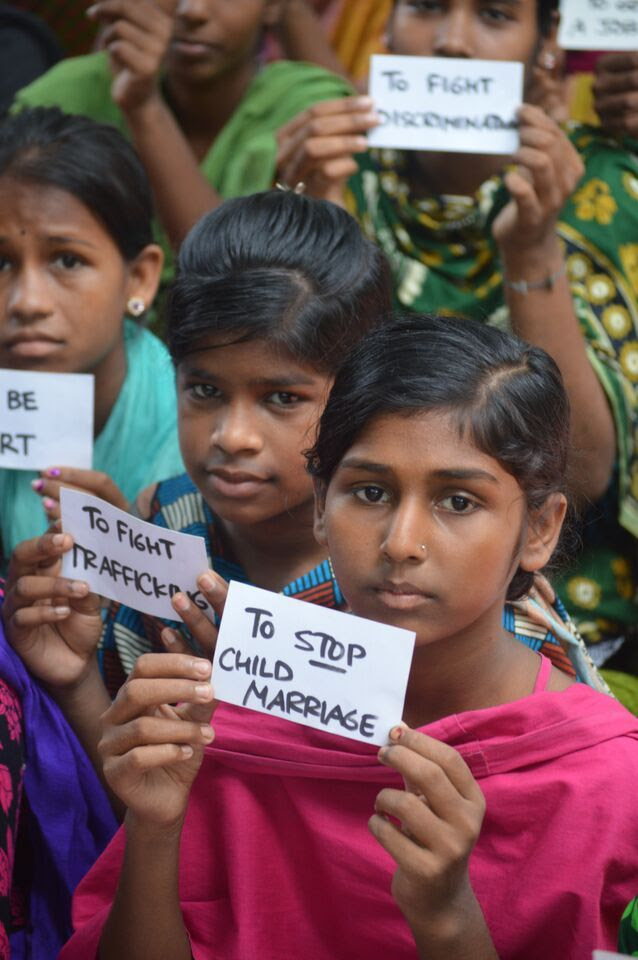 bangladesh stop child marriage