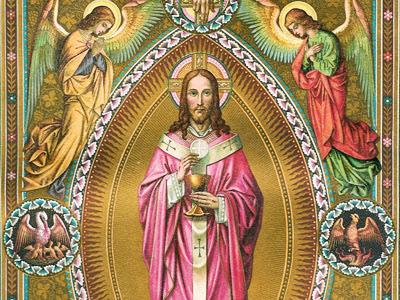 Znalezione obrazy dla zapytania ŚWIĘTO JEZUSA CHRYSTUSA, NAJWYŻSZEGO I WIECZNEGO KAPŁANA