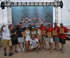 Lionfish World Championship Winners