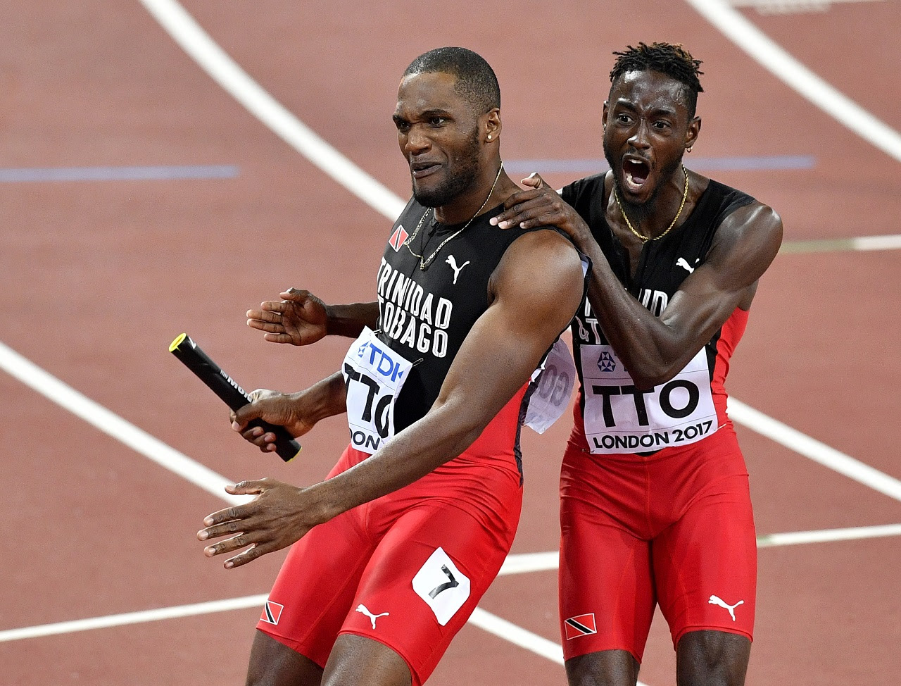 Image result for iaaf world championships 2017 4x400