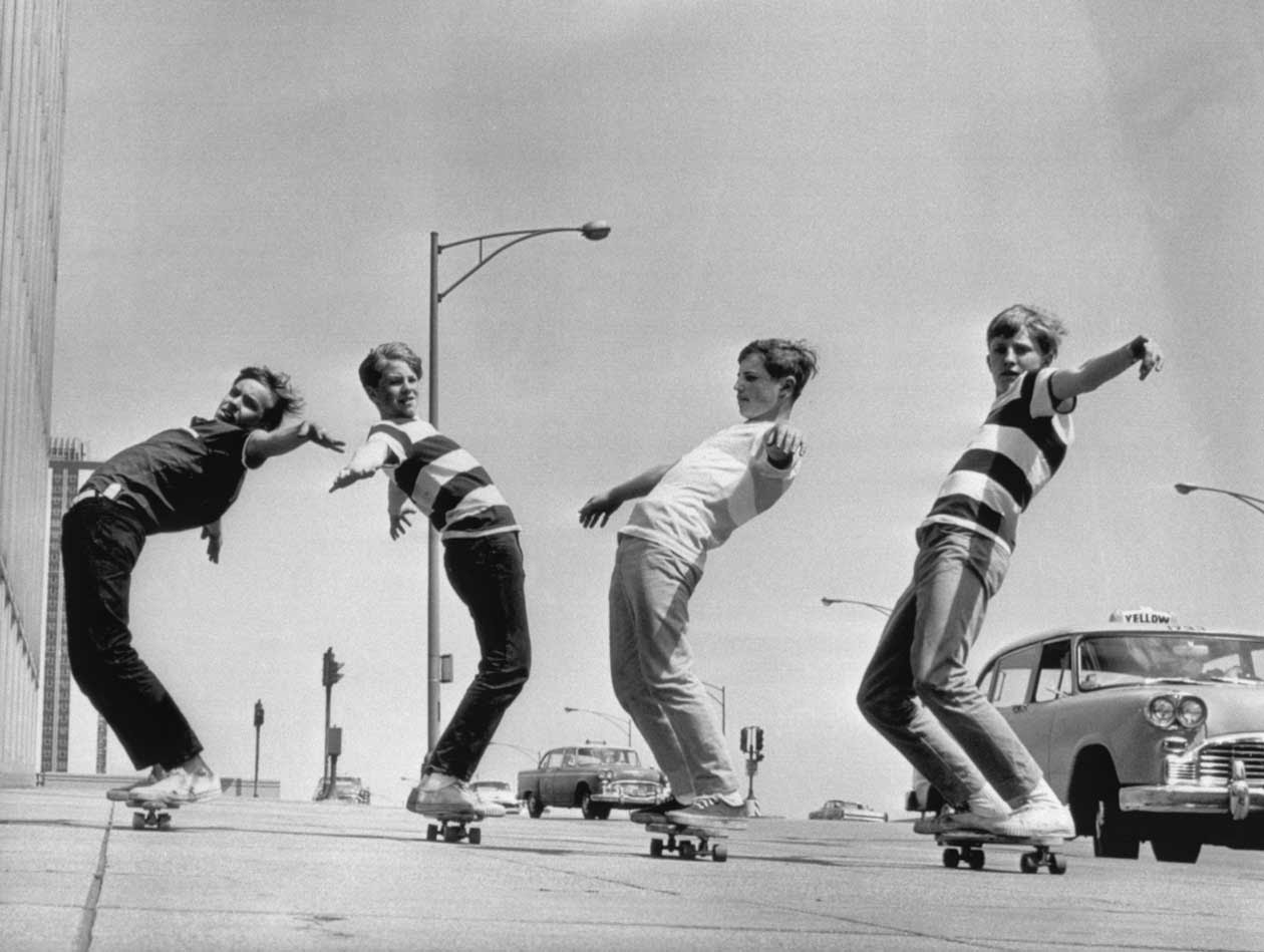 Retronaut: vintage skateboards and people | Considerable