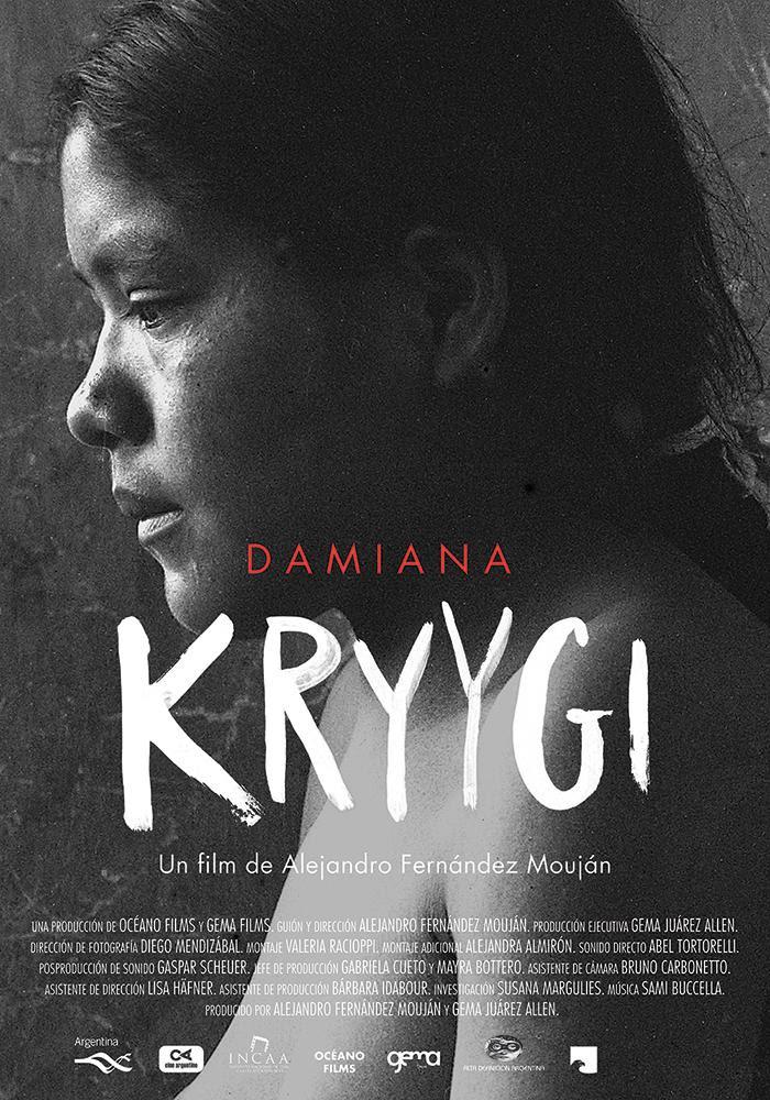 """Se estrena """"Damiana Kryygi"""", la historia de la niña aché víctima del racismo en la antropología"""