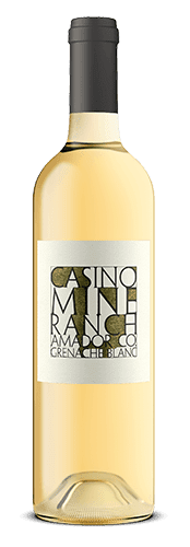 Image result for casino mine ranch 2016 grenache blanc amador logo