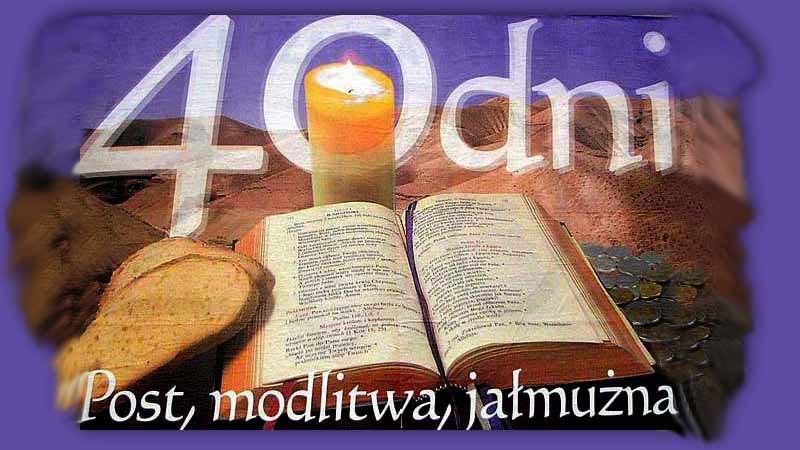 Znalezione obrazy dla zapytania modlitwa na rozpoczÄ™cie wielkiego postu