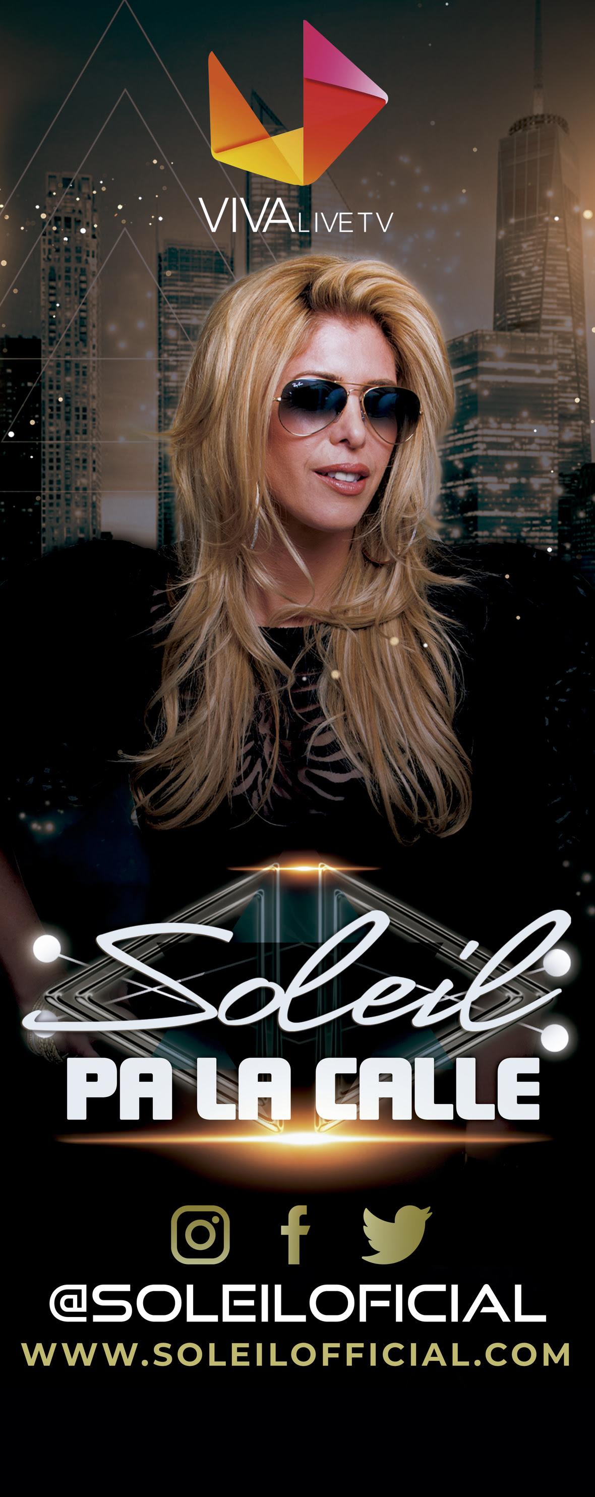 RollUp Banner Soleil Pa La Calle