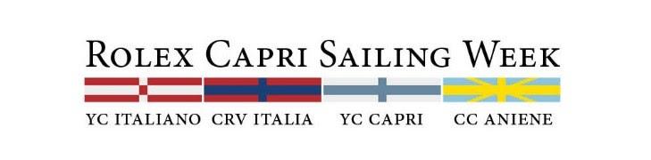Rolex Capri Sailing Week: 100 barche al via.Dal 4 al 13 maggio, da Santa Lucia all'isola di Tiberio, le regate dell'evento più importante del basso Mediterraneo. Si parte con la Tre Golfi, poi si regata a Capri