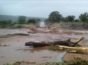 El distrito de Chimanimani, en Zimbabue, ha sido la localidad más afectada por el paso del ciclón tropical por África.