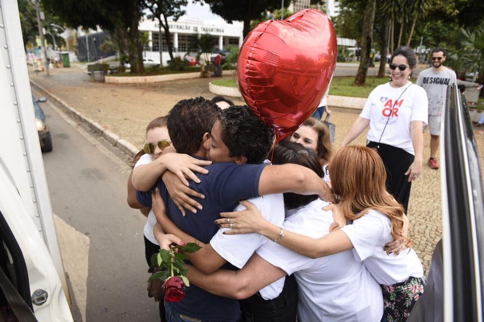 Ação Mais Amor encerra o ano com muita emoção e solidariedade