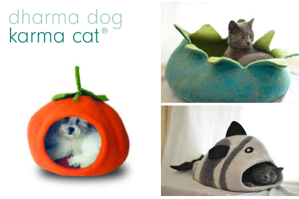Dharma Dog Karma Cat Beds
