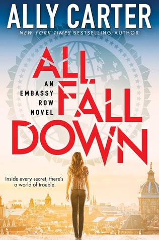 all fall down embassy row ally carter