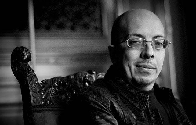 El escritor mejicano Jorge Volpi.- JAIRO VARGAS