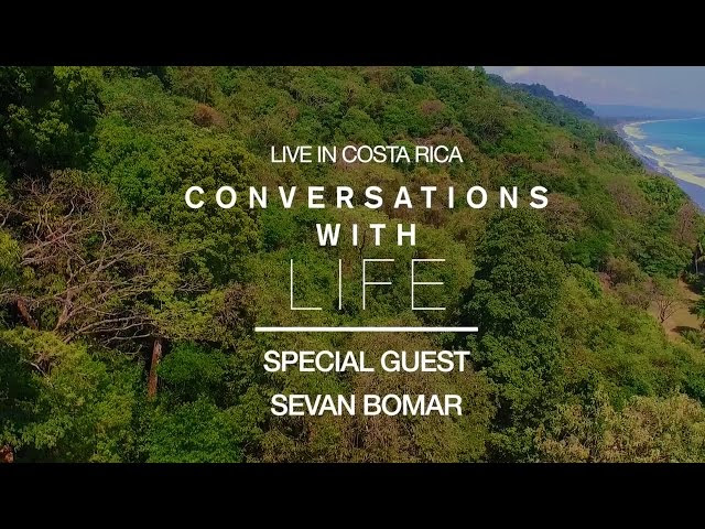 Conversation with Life: Sevan Bomar live in Costa Rica  Sddefault