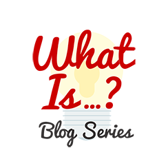 What Is Blog Series Graphic