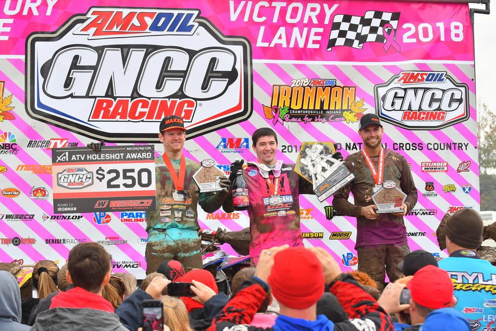 Silent auction bids will be accepted before and during the 2018 GNCC Awards Banquet on Nov. 30 and Dec. 1.
