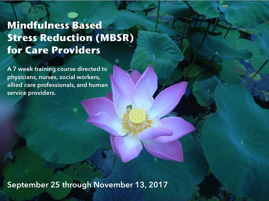 Kalein Centre Mindfulness Based Stress Reduction For Care Providers