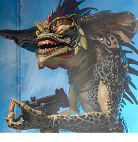 GREMLINS 2 MOHAWK ACTION FIGURE