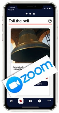 Bells of peace Zoom vs2
