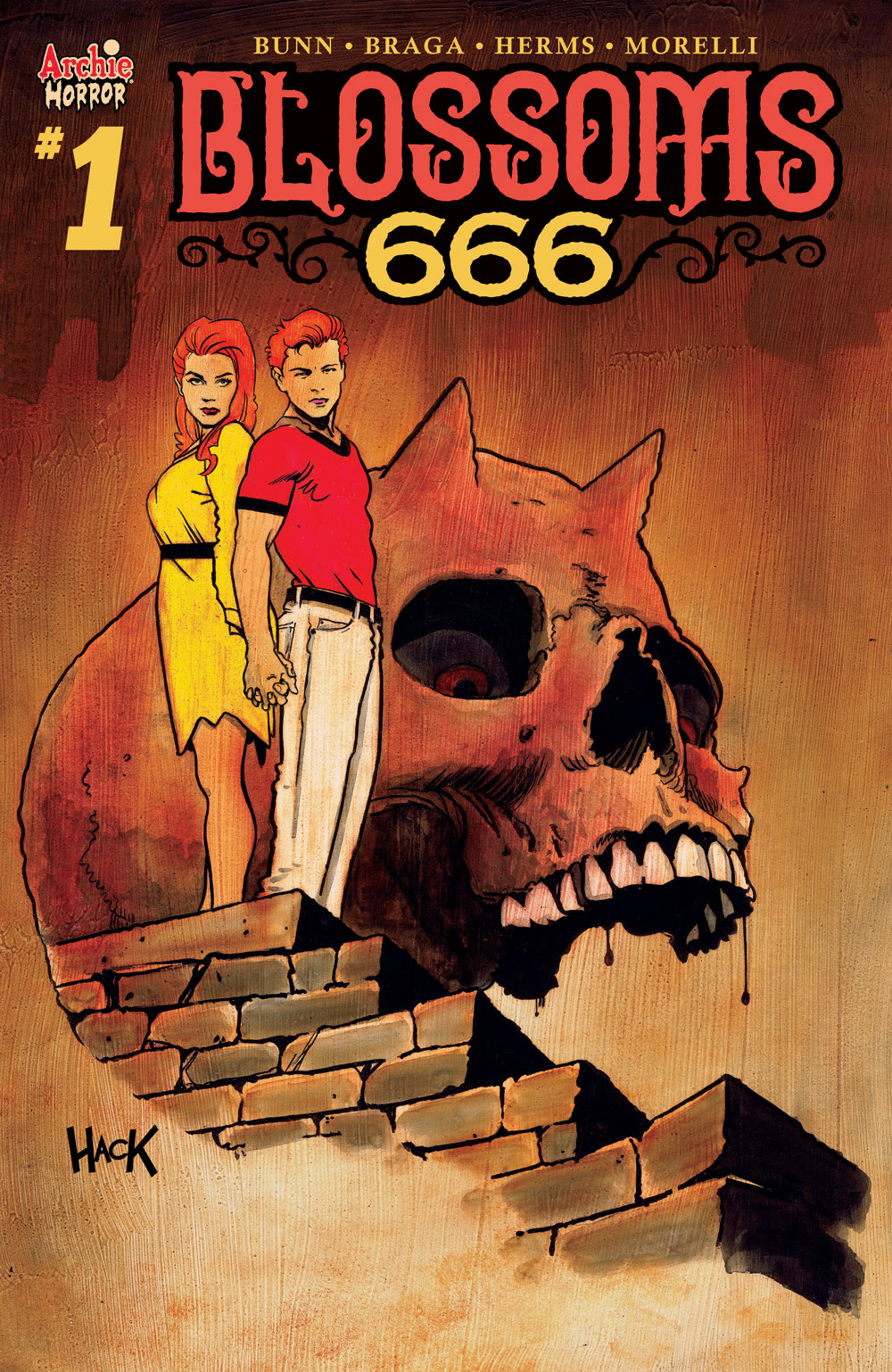 BLOSSOMS 666 #1: CVR D Hack