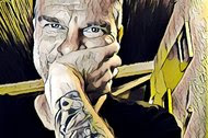 Prisma uses artificial intelligence to transform a photograph into what looks like a painted image.
